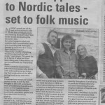 seriouskitchen newspaper clipping